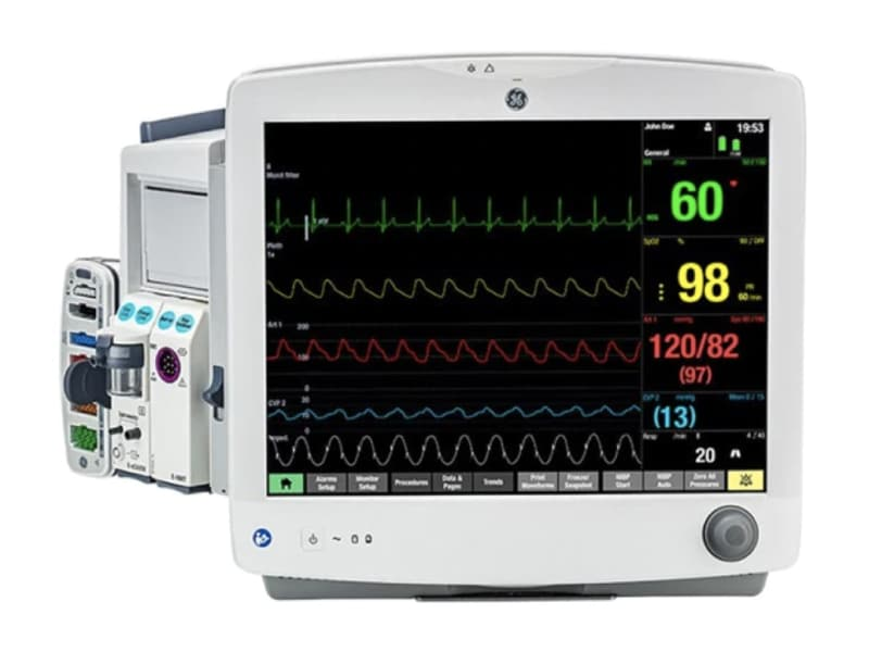 Aero Medical - Carescape B650 Monitor
