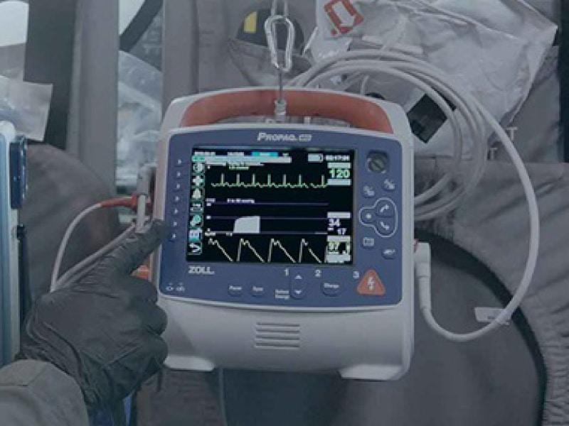 Aero Medical - Propaq MD